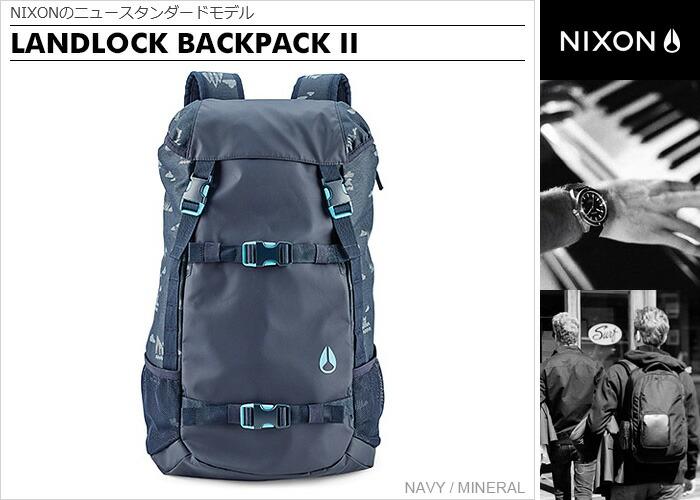 NIXON ニクソン リュック バッグ