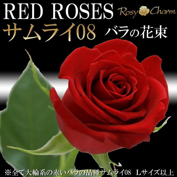 高級薔薇 サムライ08