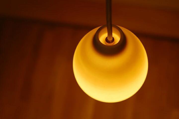 陶器の照明 信楽焼 ペンダントランプ TOU-LIGHT