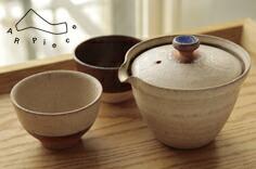 信楽焼の茶器 急須