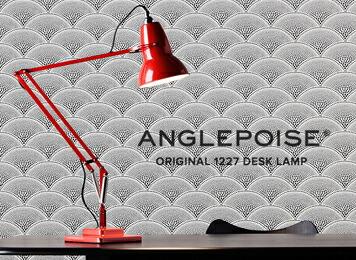 anglepoise original 1227 desklamp アングルポイズ デスクランプ