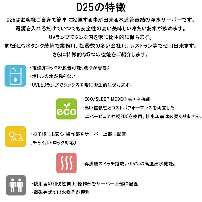 d25特徴