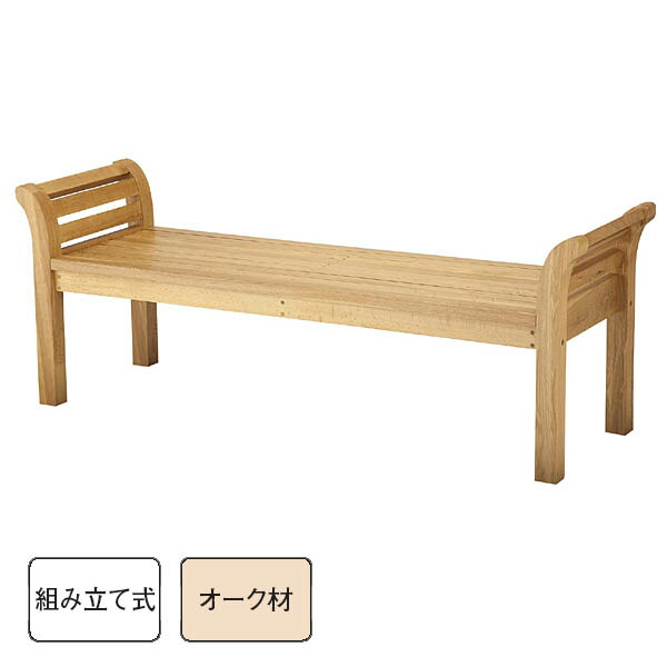 Royal3000 Rakuten Global Market Indoor For Bench Oak Wood Bench Ryb 81l Wn Sy 169