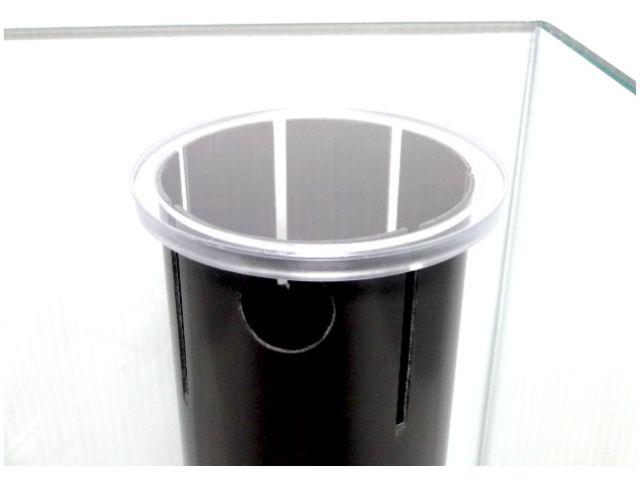 消音防止蓋 三重管用