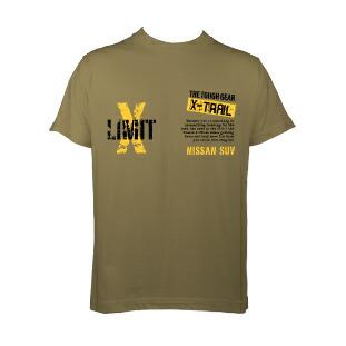 日産 エクストレイル nissann X-Trail デザインTシャツ 半袖 コラボTシャツ メンズ レディース キッズサイズ オフ会 01