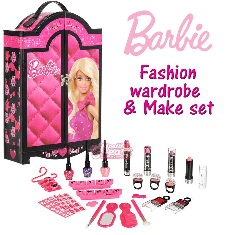Barbie Make-up Kit | Walgreens  |Barbie Makeup Kit For Kids