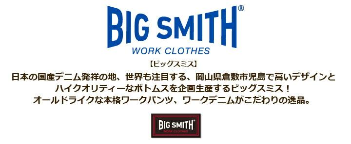 Tシャツ BIG SMITH オリジナルクラシック ロゴTシャツ BS801 ビッグスミス メンズ アメカジ