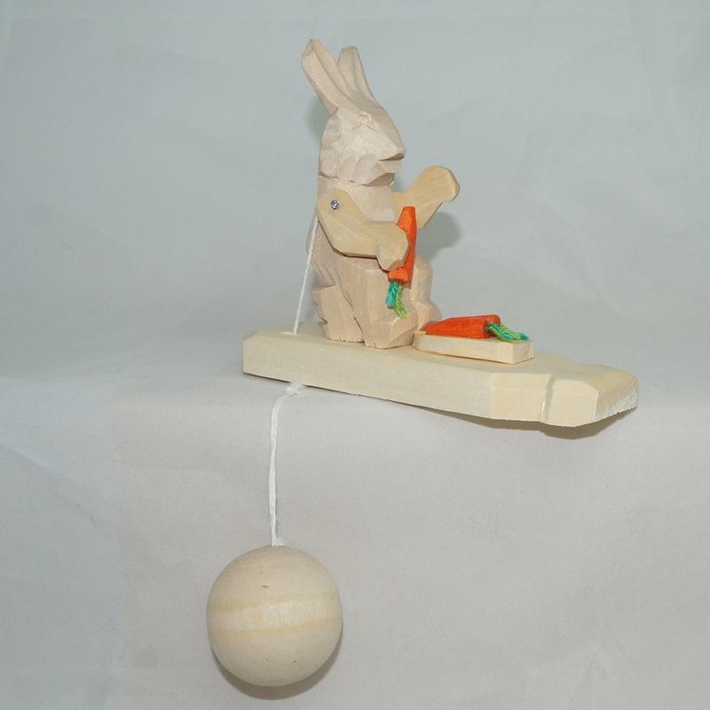ロシアの木のおもちゃ