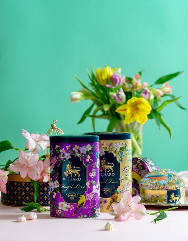 ロシア紅茶リチャード新商品