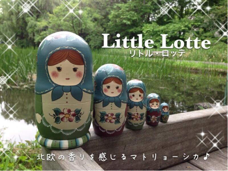 Littte-Lotte バナー