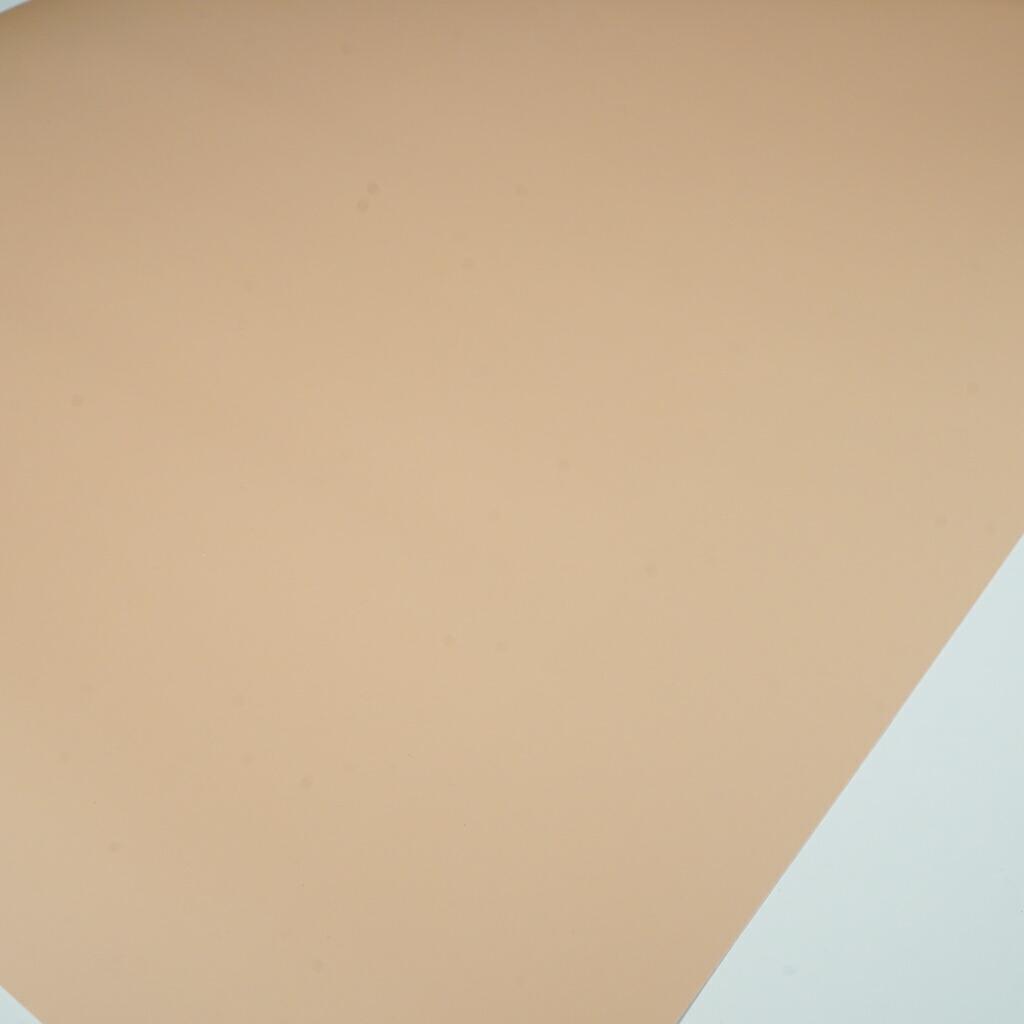 写真背景紙 880mm×580mm 両面 バックペーパー ペーパーシート  朱色と薄橙