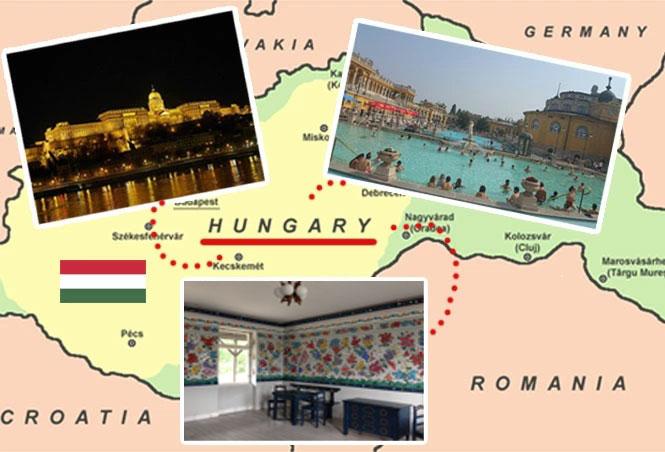 ハンガリー雑貨