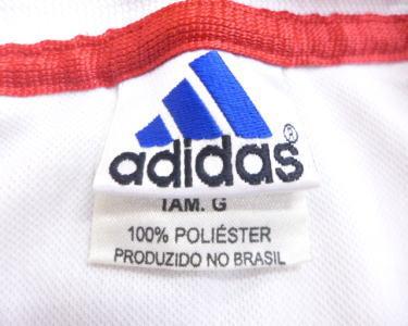 bb39b27083c RUSHOUT: Old clothes short sleeves soccer shirt Adidas adidas OPEL ...