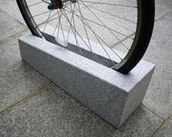 キューブ自転車スタンド