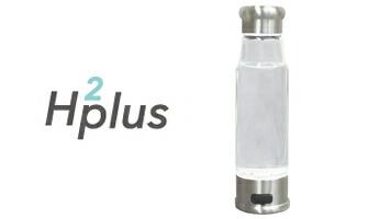 H2plus 充電式 水素水生成器