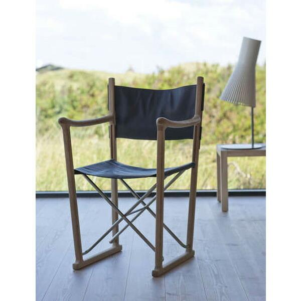 Classic Chair クラッシック チェア(オーク×ブラックレザー)