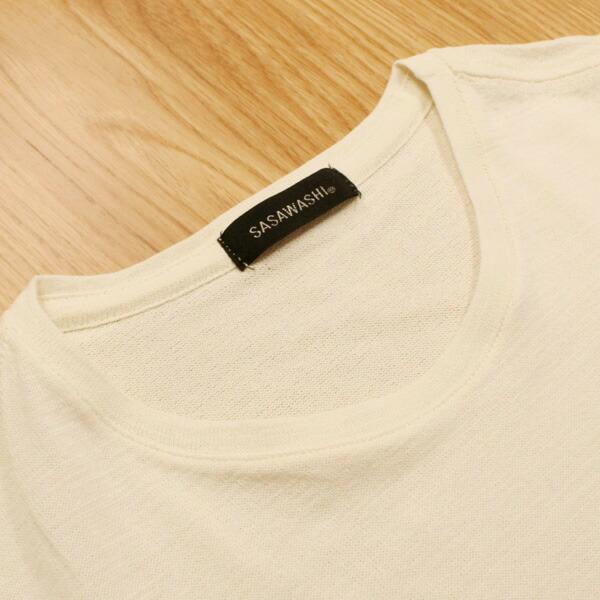 ささ和紙/レディスTシャツ