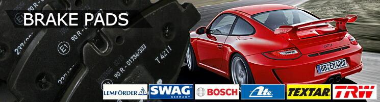 フロント用ブレーキパッド左右分gf512 Porsche 911ジガプラス Kranz正規品