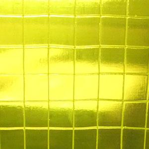 黄色透明防虫糸入りビニールカーテン