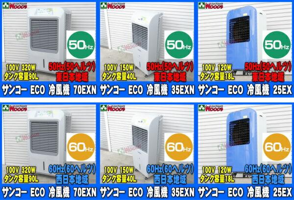 サンコー sanko エコ冷風機 eco冷風機 業務用