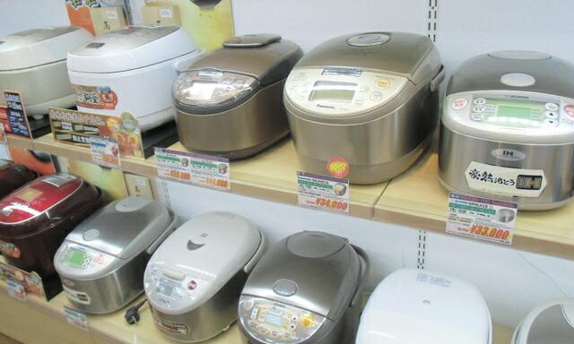 海外向け炊飯器