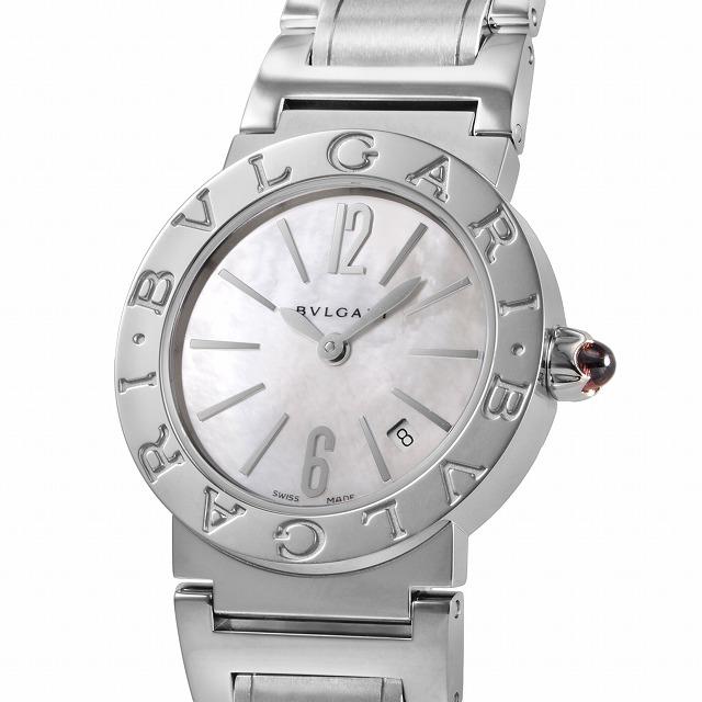 da434c6c4948 [ブルガリ]BVLGARI 腕時計 ブルガリブルガリ ホワイトパール文字盤 BBL26WSSD レディース 【並行輸入品】