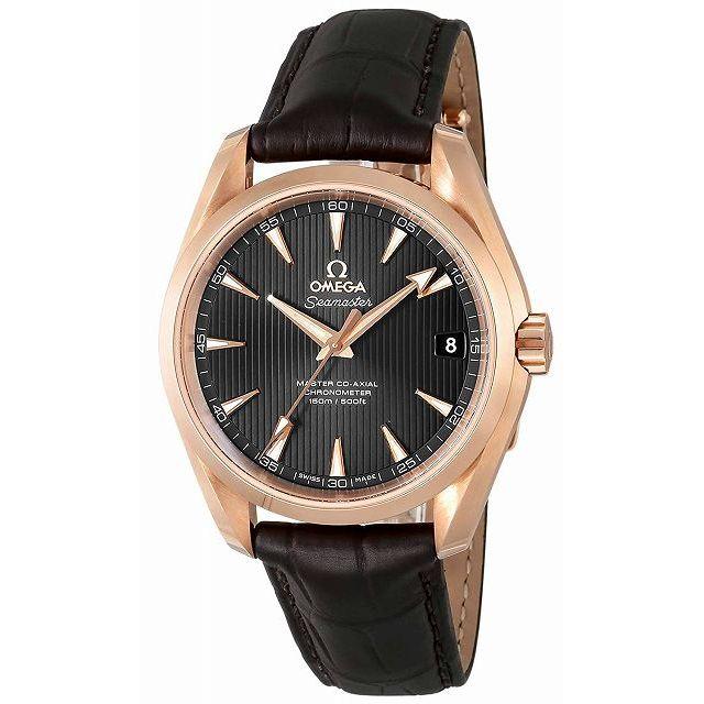 big sale 1a431 763c4 店頭受取可][オメガ]OMEGA 腕時計 シーマスターアクアテラ ...