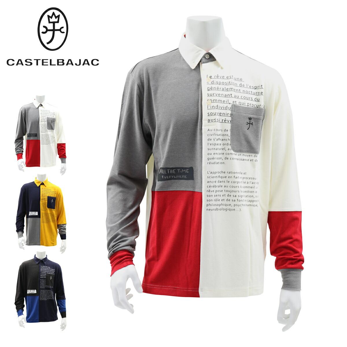 ゴルフ ネルシャツ
