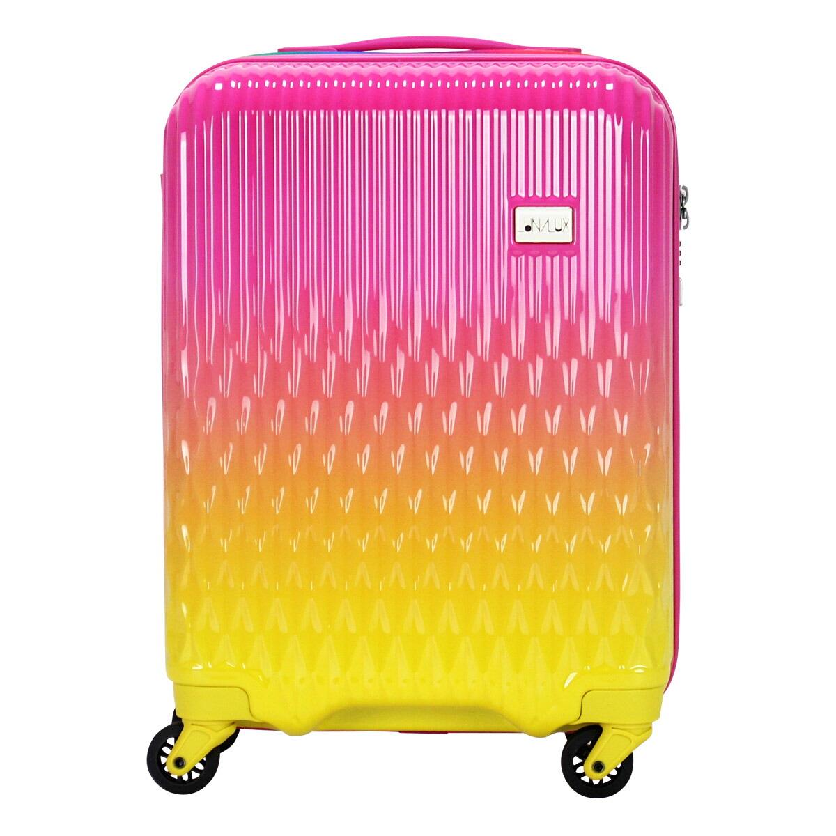 e92898b6d4264 シフレ スーツケース キャリーオン ミニケース付き かわいい 限定モデル ...