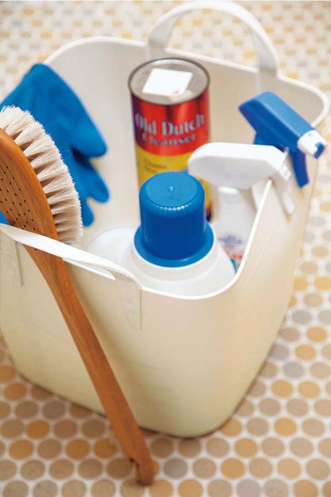 スタックストー ストッカー おそうじ洗剤 洗面まわり 収納
