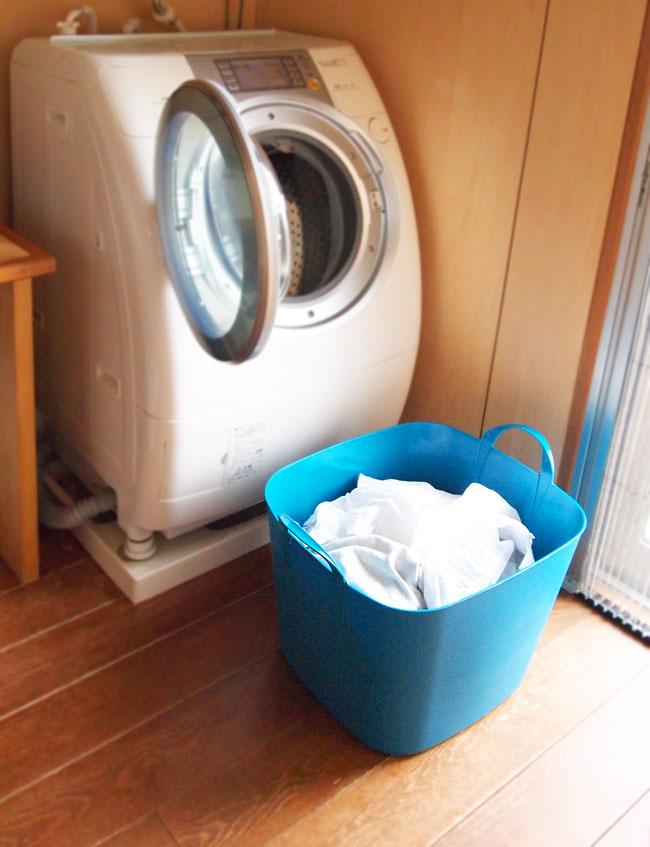 スタックストー 洗濯かご ランドリーバスケット