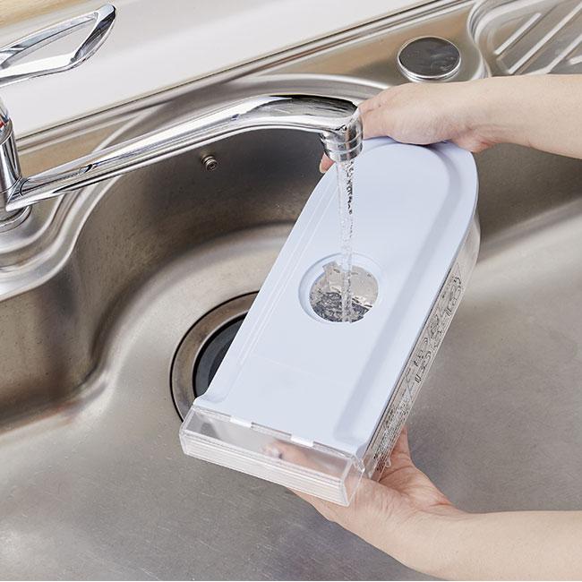 自動製氷機の洗浄剤
