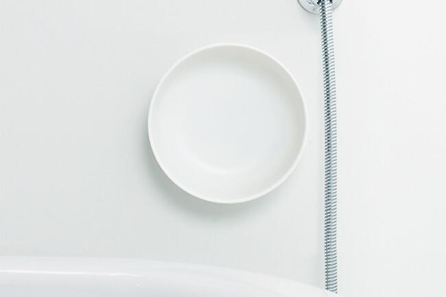 マーナ マグネット湯おけ ホワイト