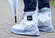 シービージャパン FROGU 梅雨 靴カバー シューズカバー 防水