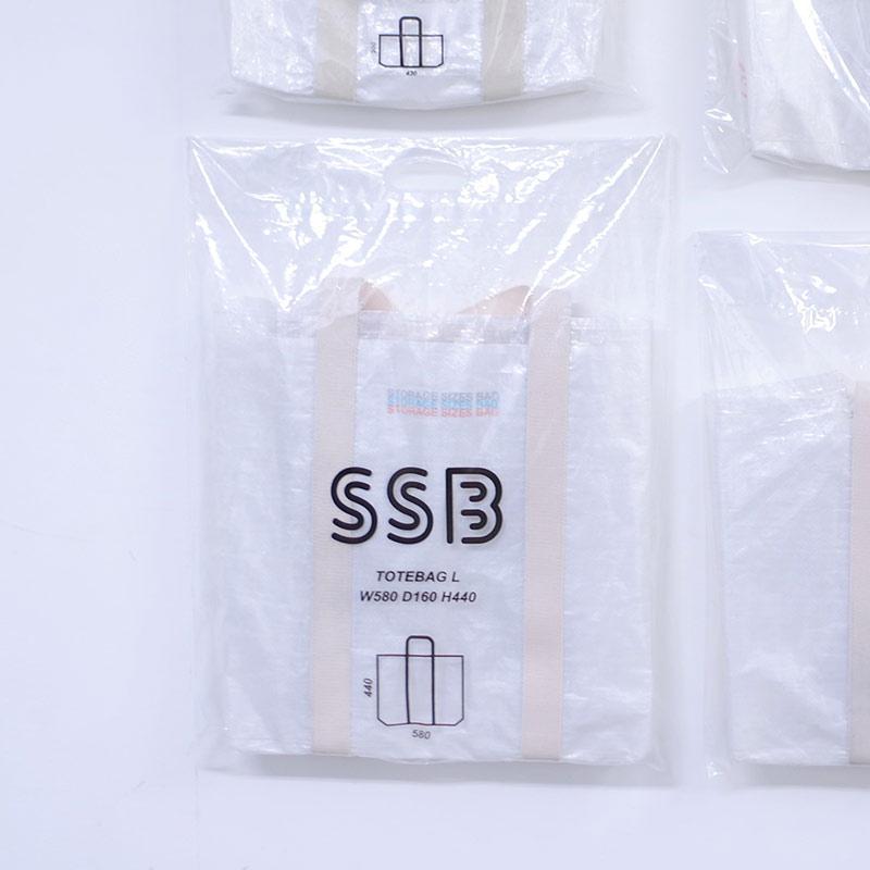SSB トートバッグL