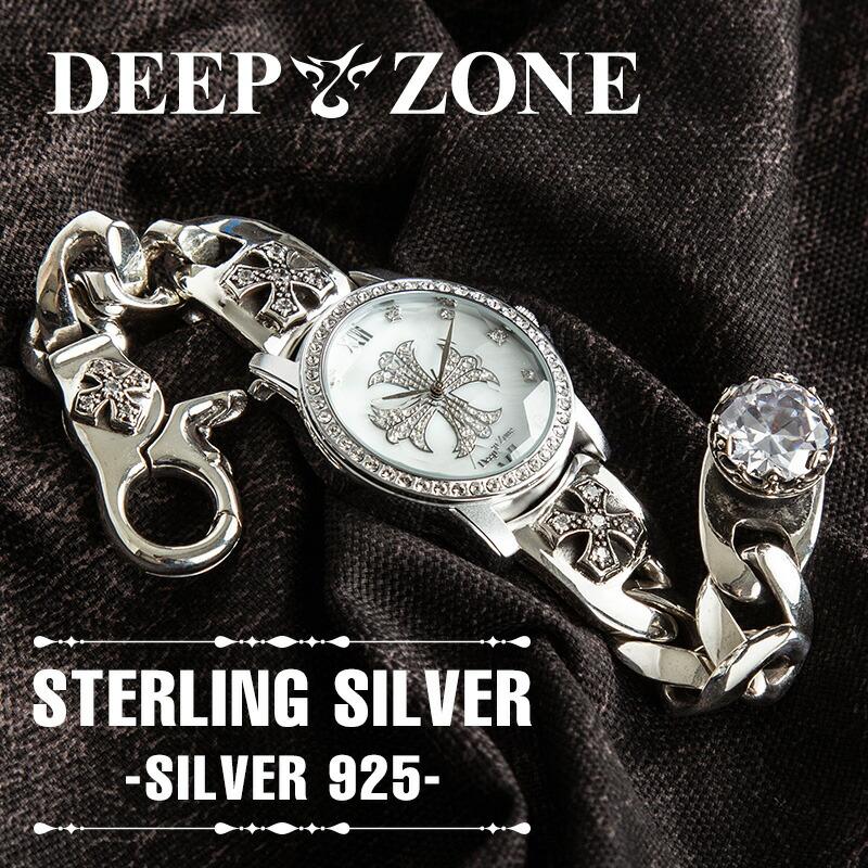 腕時計 メンズ カジュアル ビジネス ホワイトレザーブレスウォッチ 本革 レザー ベルト牛革 ジルコニアクロス ホワイトメタルコンチョ