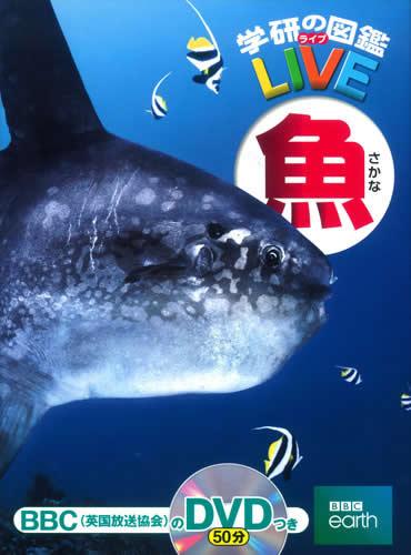 学研の図鑑(ライブ)魚