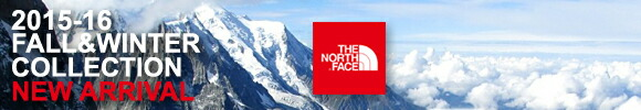 TNF 2015-16 FALL&WINTER COLLECTION