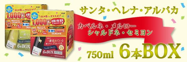 アルパカ6本BOX