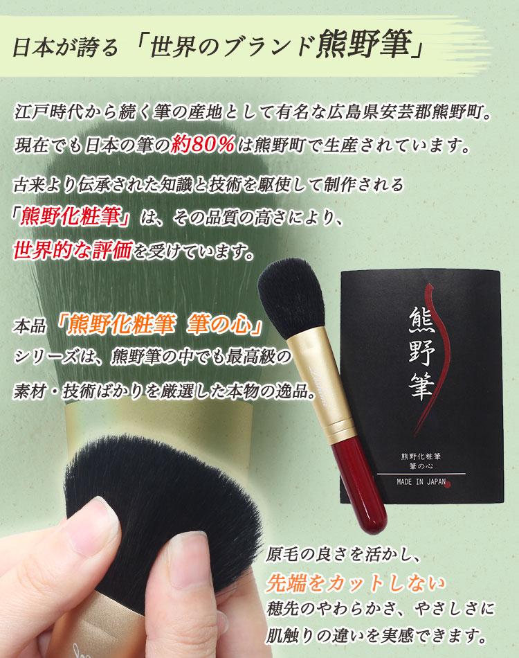 熊野筆について