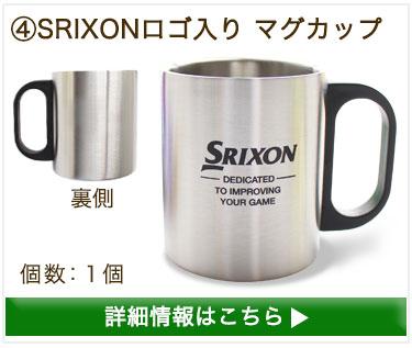 SRIXONロゴ入りマグカップ