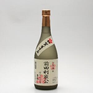 前田利家公特別純米酒