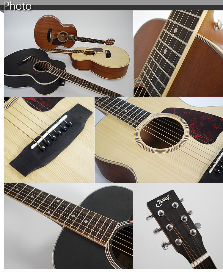 ䷹�c��#�i#ym�_【楽天市場】S.YairiコンパクトアコースティックギターYM-03