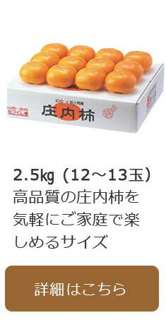 松ヶ岡庄内柿2.5kg