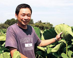 清川屋の農家さん