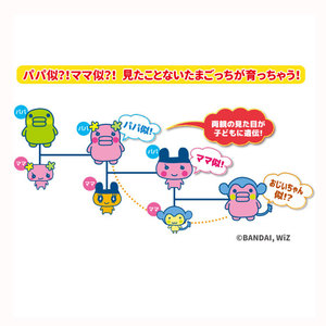 toyland clover rakuten global market tamagotchi m x spacy mix ver