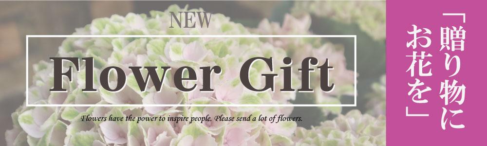 お花を贈ろう