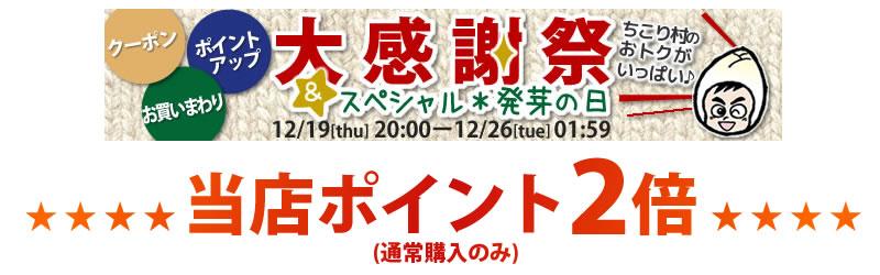 ちこり村の大感謝祭&スペシャル*発芽の日