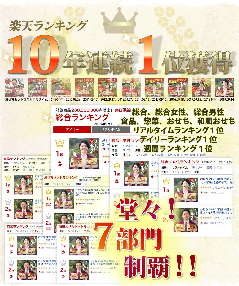 【楽天ランキング10年連続楽天1位】週間なし