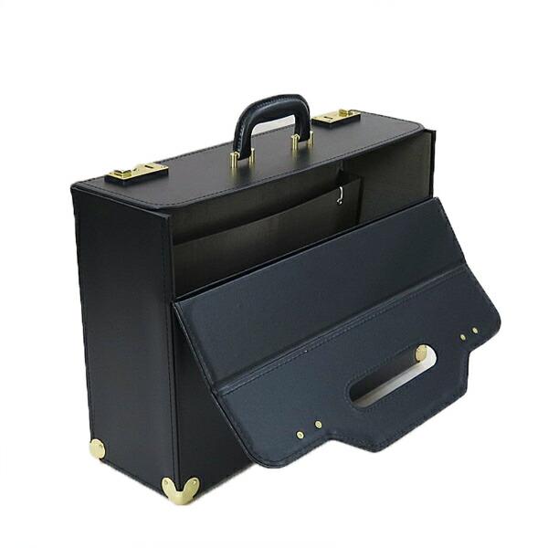 GUSTO プレゼン 【A3ファイル】 学会 カタログ ランキング 大容量 フライトケース A3F 48cm 通勤 資料・書類 パンフレット 豊岡製鞄 日本製 パイロットケース A3 出張 20013 メンズ (ガスト) ガスト・フライトケース